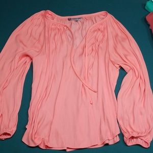 Beautiful Coral color blouse